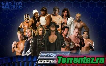 WWE Smackdown 16.04.2010 / 2010 / HDTVRip / борьба / Wrestling
