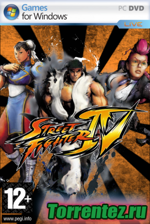 Street Fighter 4 (Repack) [2009 / Русский]