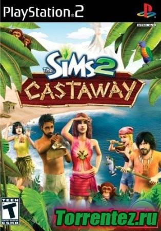 [PS2] The sims 2 Castaway [2007/ENG]