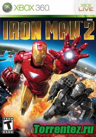 [Xbox360] Iron Man 2: The Video Game [REGION FREE] [2010 / ENG]