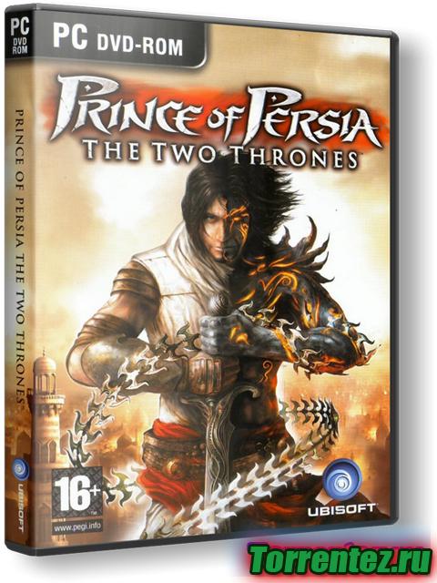 Разработчик. Оперативная память. Prince of Persia The Two Thrones