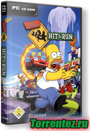 The Simpsons: Hit & Run [2003 / Rus|Eng]