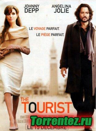 Турист / The Tourist - ToRRenTeZ.Ru [2010 / DVDRip]