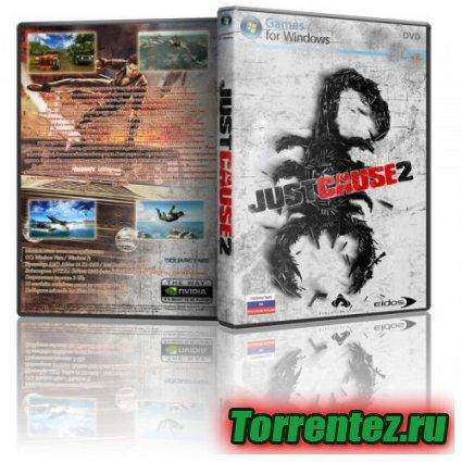 Just Cause 2 + DLC и UPDATE (2010) PC {RePack}