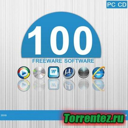 Top 100 Freeware CD (2010) PC