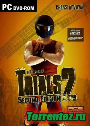 RedLynx Trials 2 Second Edition (2008) PC {Repack by AUSystem}