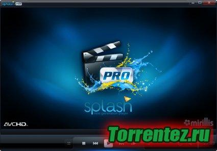 Splash PRO HD Player 1.5.0 (2011) PC {RePack}