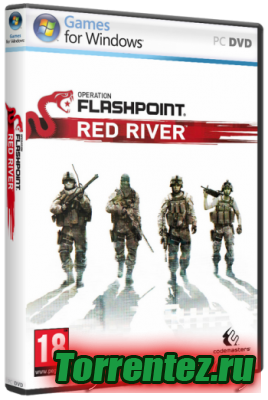 [RePack] Operation Flashpoint: Red River [En] 2011 | Spieler