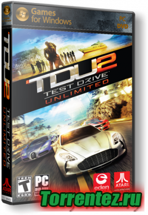 Test Drive Unlimited 2 [2011] (RUS) [Lossless Repack] от R.G. World Games