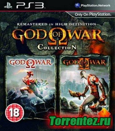 God of War Collection (2010) PS3