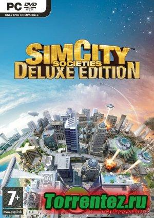 SimCity Societies Deluxe Edition (2007) PC