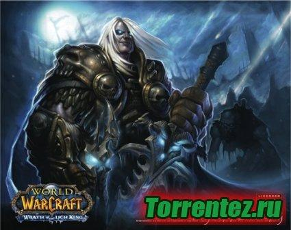 World of Warcraft - Wrath of The Lich King v.3.22a (2008) PC | Repack