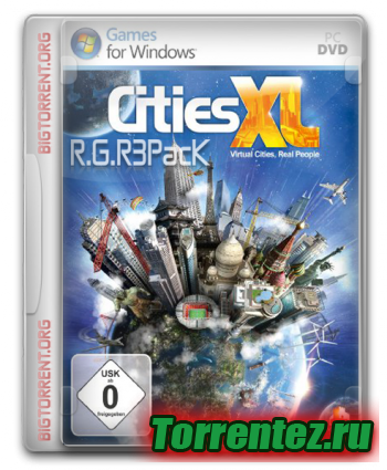 Cities XL (2009) | PC | RePack