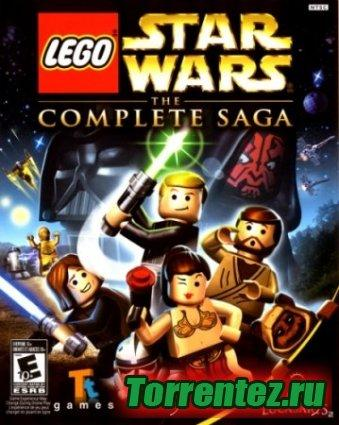 LEGO Star Wars: The Complete Saga (2009/PC/Rus)