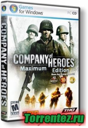 Company of Heroes (2009) PC | Rip от R.G. Механики