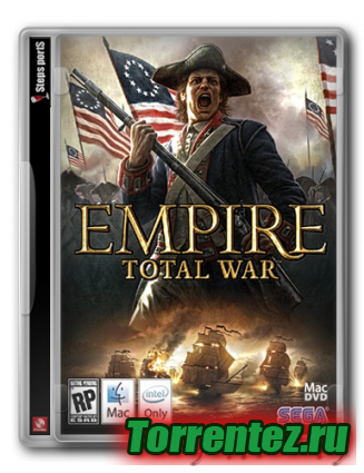 Empire: Total War + 4 DLC (2009) MAC