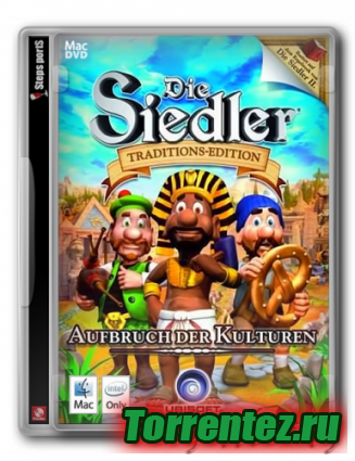 Settlers 2: Awakening of Cultures (2008) MAC