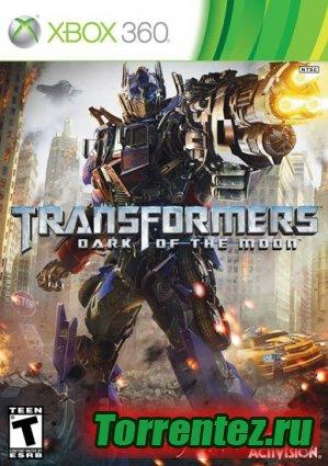 Transformers: Dark of the Moon (2011) XBOX360