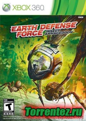 Earth Defense Force: Insect Armageddon (2011) XBOX
