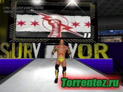 Модификация WWE RAW  Ultimate impact 2-я версия- в которой обновлены