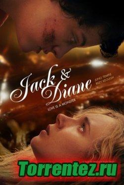 Джек и Дайан / Jack and Diane (2012) HDRip