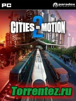 Cities in Motion 2: The Modern Days (2013) PC | RePack