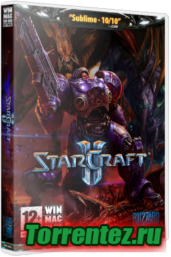 StarCraft 2: Wings of Liberty + Heart of the Swarm (2013) PC | Лицензия