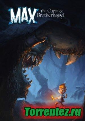 Max: The Curse of Brotherhood (2014/PС/Eng)